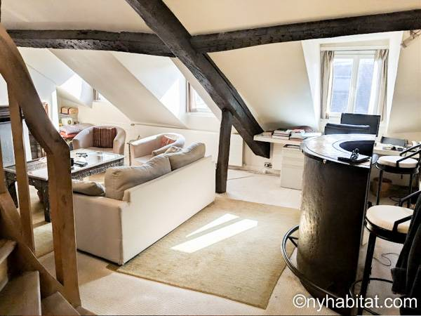 Paris - 1 Bedroom apartment - Apartment reference PA-1333