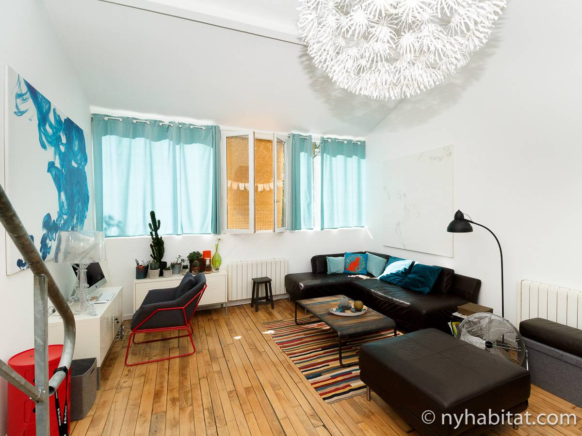 Paris - 1 Bedroom accommodation - Apartment reference PA-1364