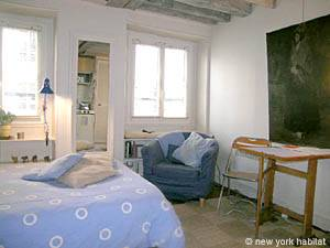 Paris - Studio apartment - Apartment reference PA-1415
