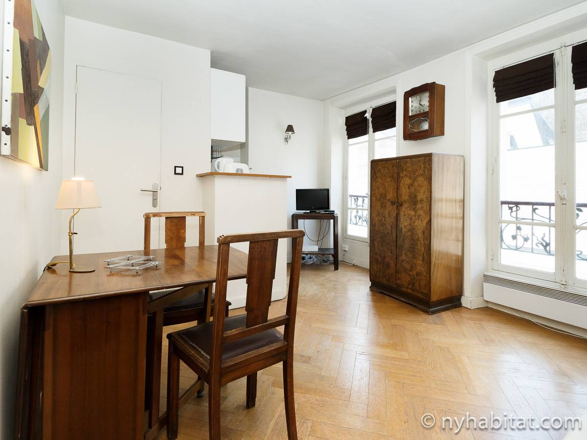 Paris - Studio apartment - Apartment reference PA-1459