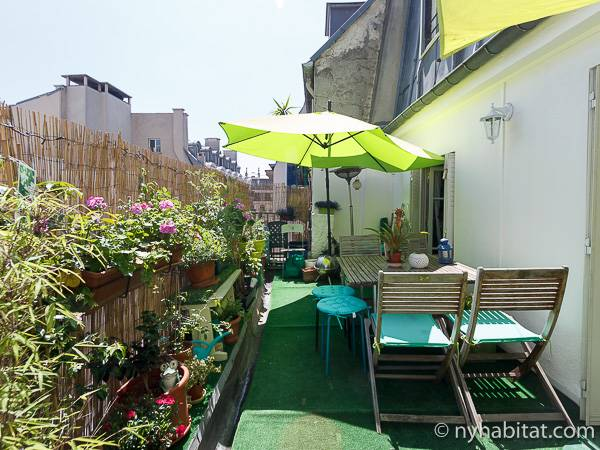 Paris - 1 Bedroom accommodation - Apartment reference PA-1489