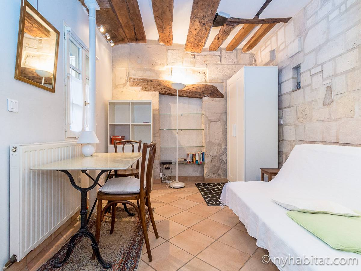 Paris - Studio apartment - Apartment reference PA-1570