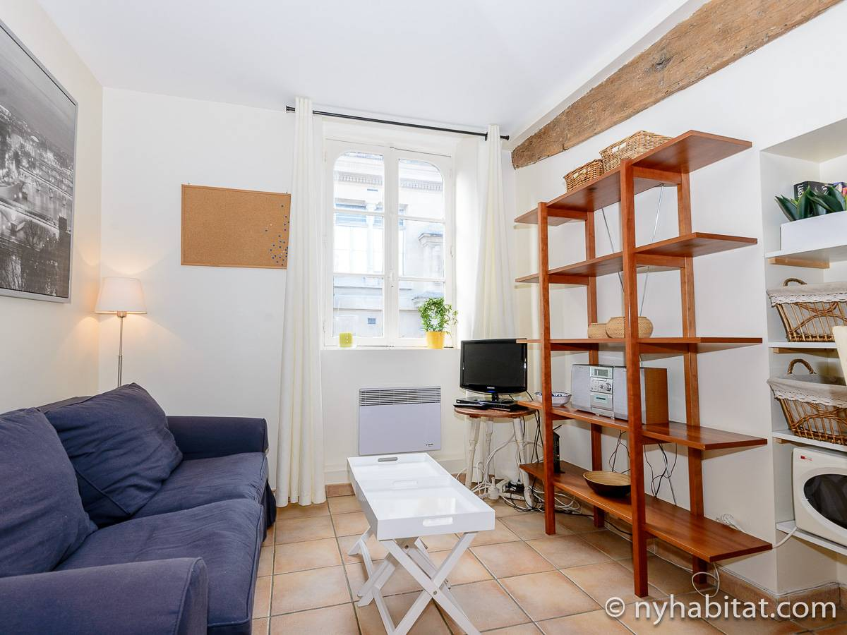 Paris - Studio apartment - Apartment reference PA-1583
