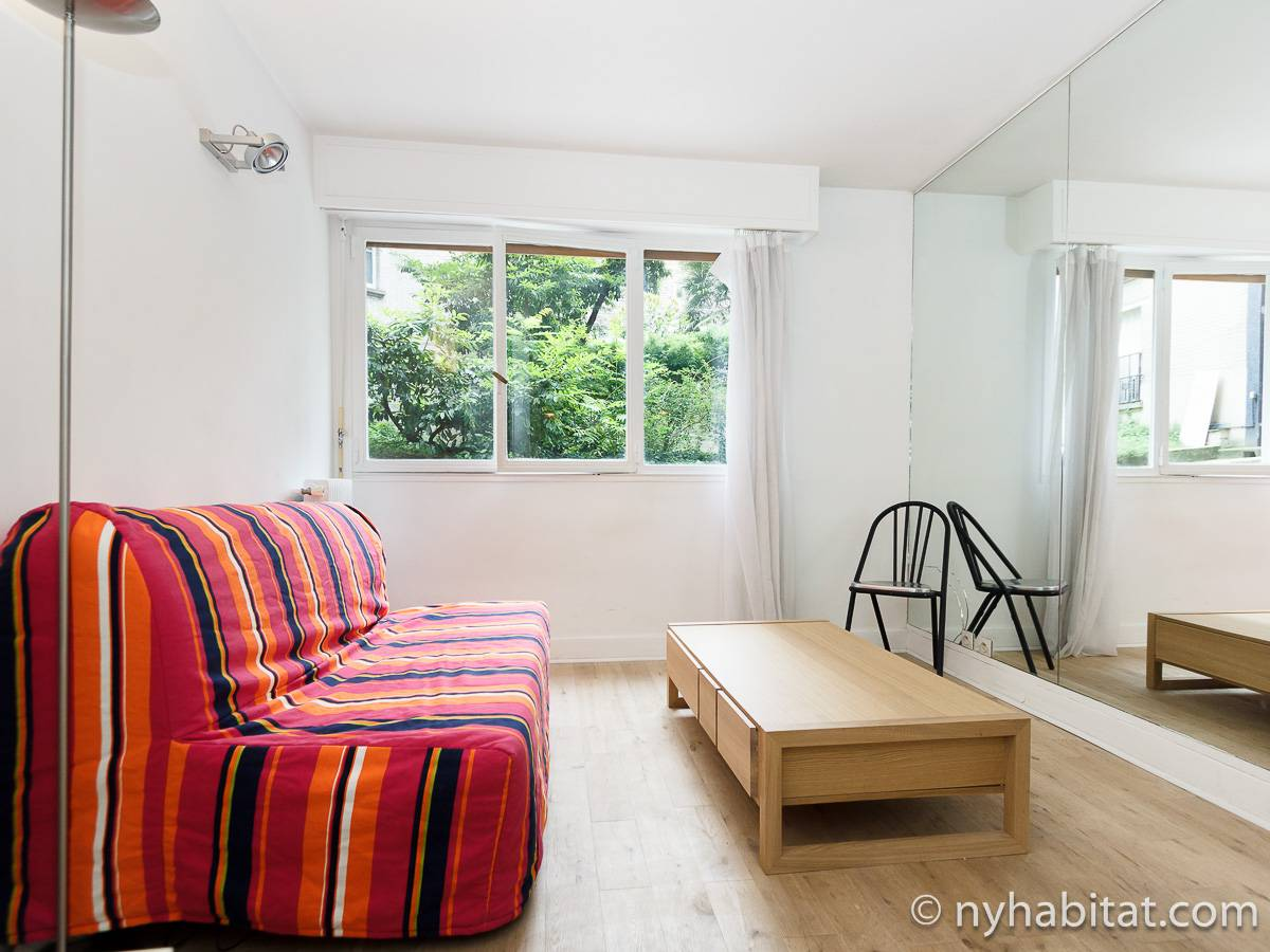 Paris - Studio apartment - Apartment reference PA-1650