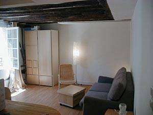 Paris - Studio apartment - Apartment reference PA-1660
