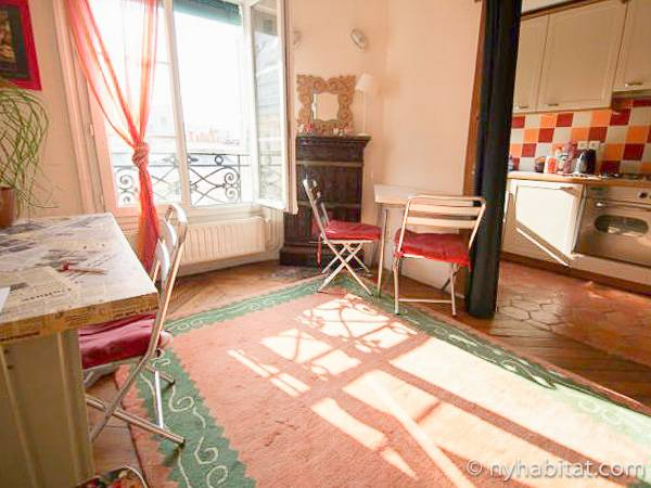 Paris - 1 Bedroom apartment - Apartment reference PA-1701