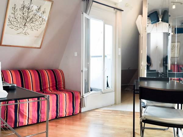 Paris - Studio apartment - Apartment reference PA-1732