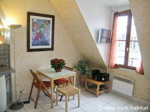 Paris - 1 Bedroom accommodation - Apartment reference PA-1741
