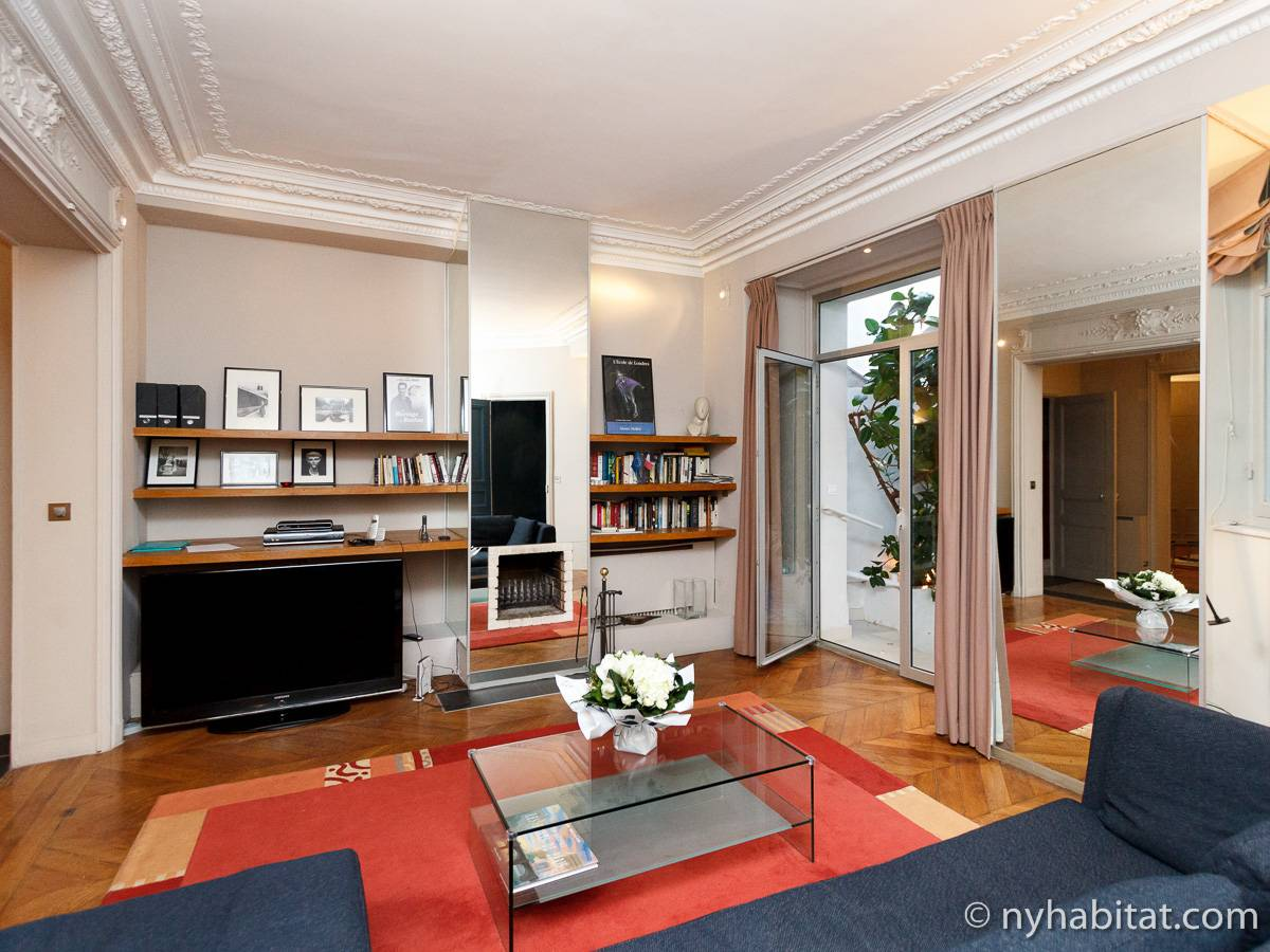 Paris - 2 Bedroom apartment - Apartment reference PA-1754