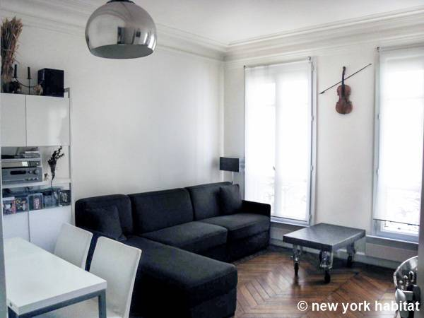 Paris - 2 Bedroom accommodation - Apartment reference PA-1810