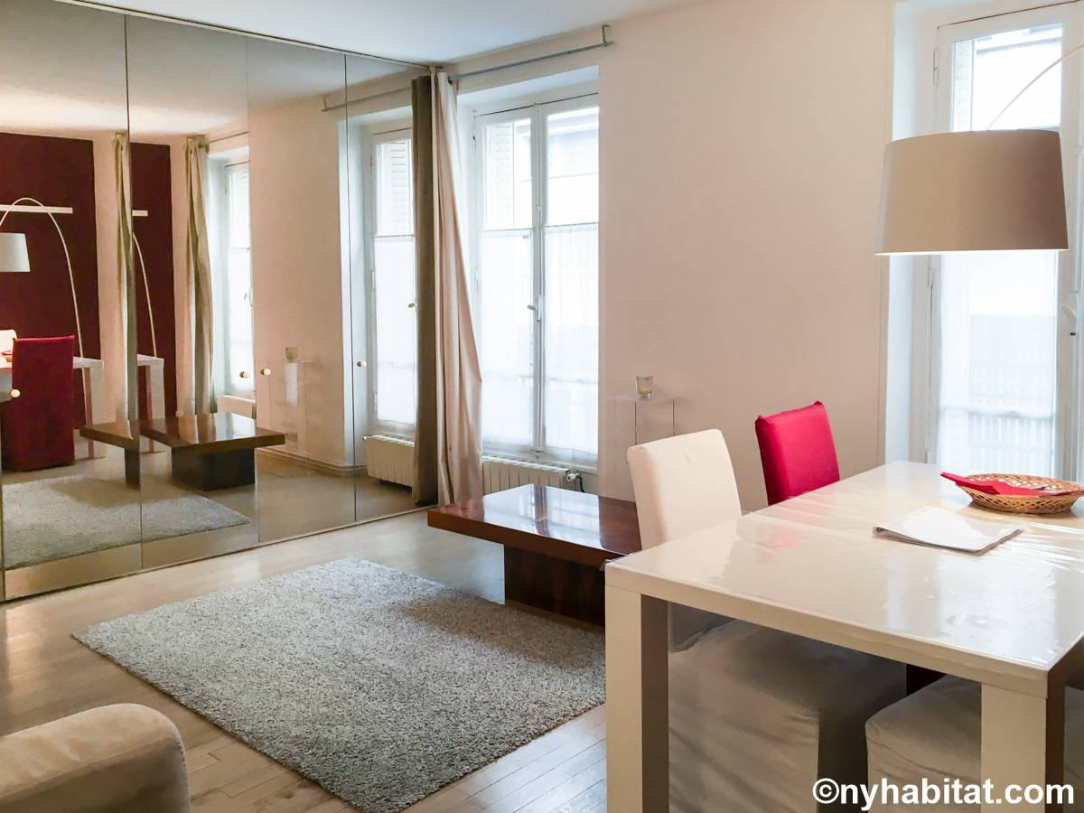 Paris - 1 Bedroom apartment - Apartment reference PA-1817