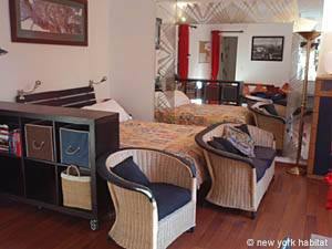 Paris - Studio apartment - Apartment reference PA-1849