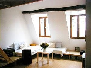 Paris - 1 Bedroom accommodation - Apartment reference PA-1850