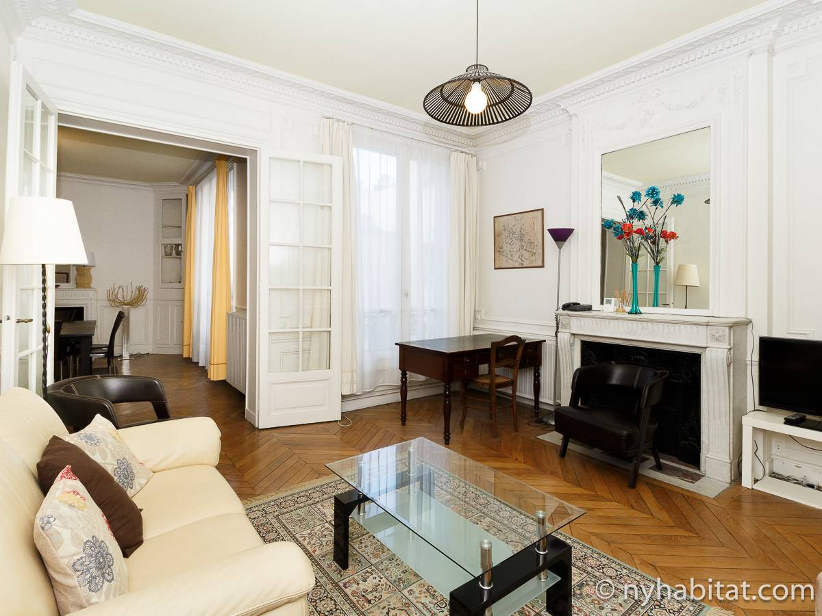 Paris - 3 Bedroom apartment - Apartment reference PA-1889