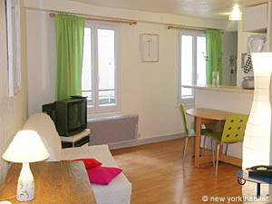 Paris - Studio accommodation - Apartment reference PA-1909