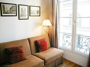 Paris - Studio apartment - Apartment reference PA-2009