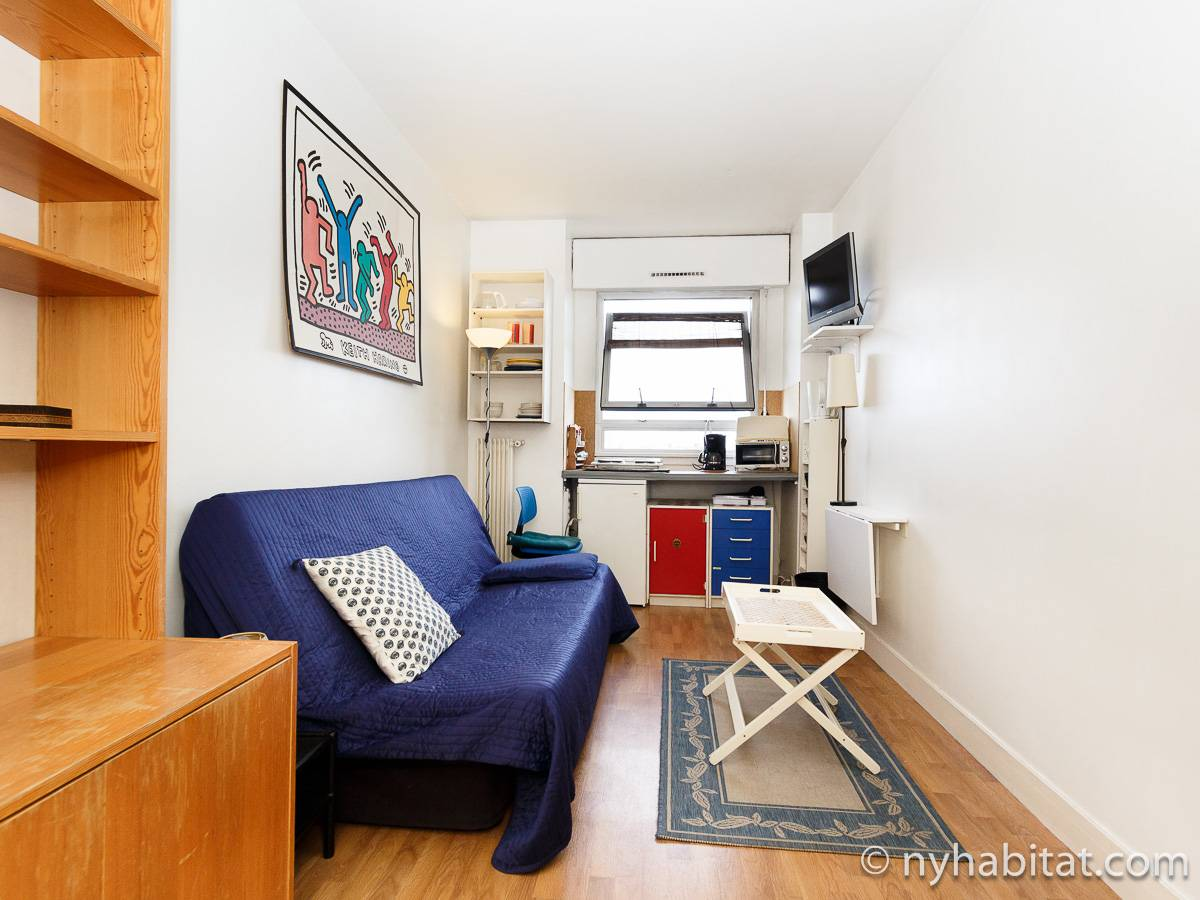 Paris - Studio apartment - Apartment reference PA-2038