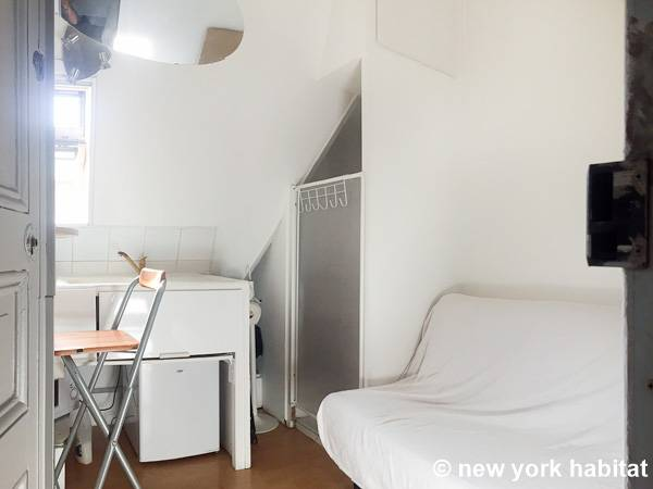 Paris - Studio apartment - Apartment reference PA-2084