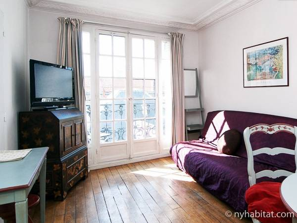 Paris - 2 Bedroom apartment - Apartment reference PA-2097