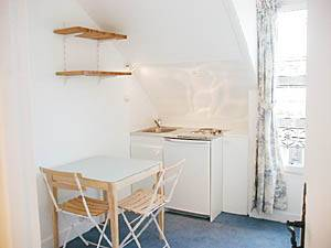 Paris - Studio apartment - Apartment reference PA-2098