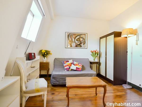 Paris - Studio accommodation - Apartment reference PA-2114