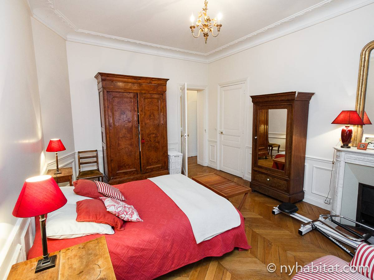 Paris Accommodation: 4 Bedroom Apartment Rental in ...