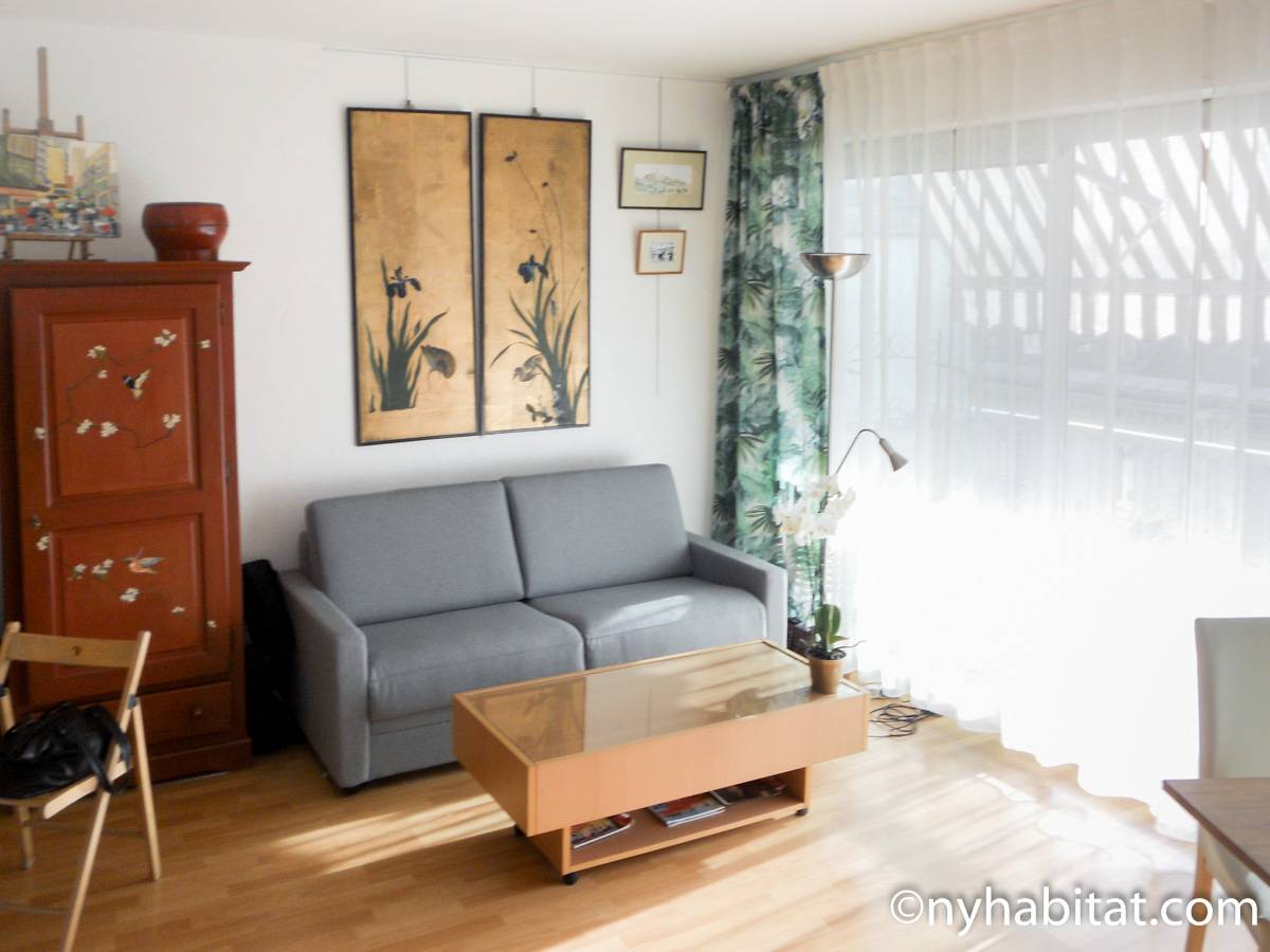 Paris - Studio apartment - Apartment reference PA-2217