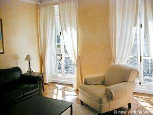 Paris - 2 Bedroom apartment - Apartment reference PA-2224