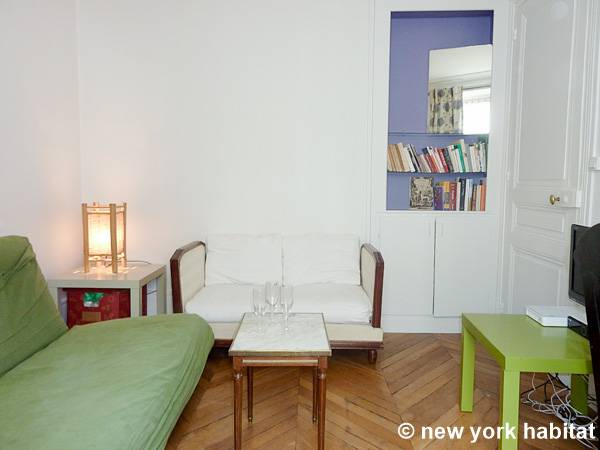 Paris - 1 Bedroom apartment - Apartment reference PA-2301