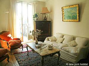 Paris - 1 Bedroom apartment - Apartment reference PA-2309