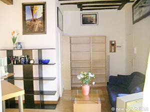 Paris - 1 Bedroom accommodation - Apartment reference PA-2337