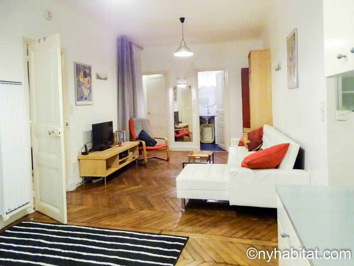 Paris - 2 Bedroom apartment - Apartment reference PA-2355