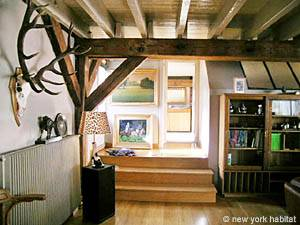 Casa vacanza a parigi 2 camere da letto montmartre pa 2365 - Casa vacanza a parigi ...