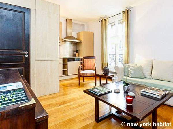 Paris - 1 Bedroom apartment - Apartment reference PA-2386
