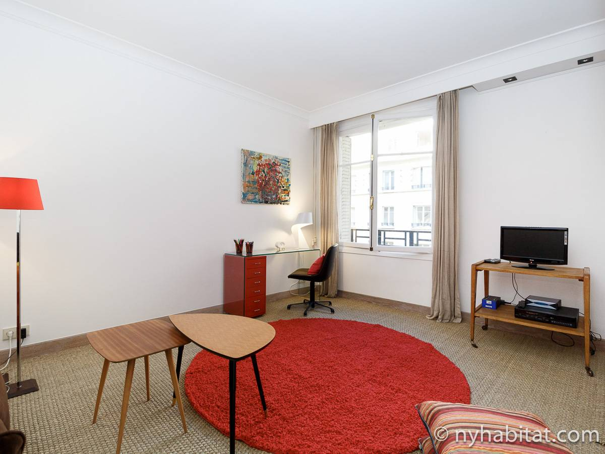 Paris - Studio apartment - Apartment reference PA-2394