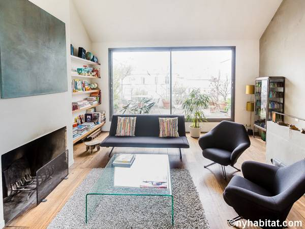 Paris - 6 Bedroom accommodation - Apartment reference PA-2415