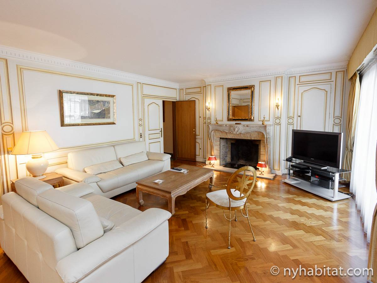 Paris - 3 Bedroom apartment - Apartment reference PA-2423