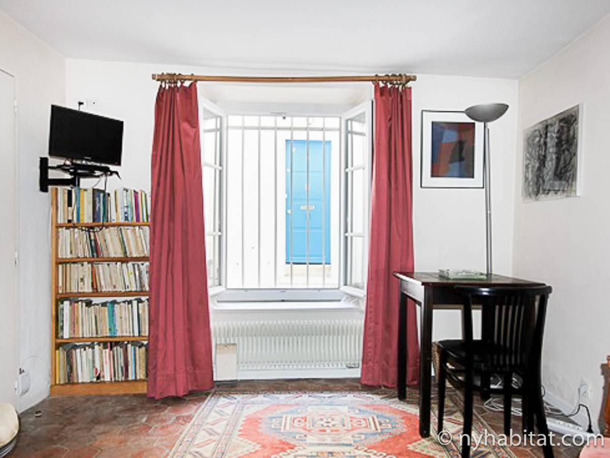 Paris - 2 Bedroom accommodation bed breakfast - Apartment reference PA-2444