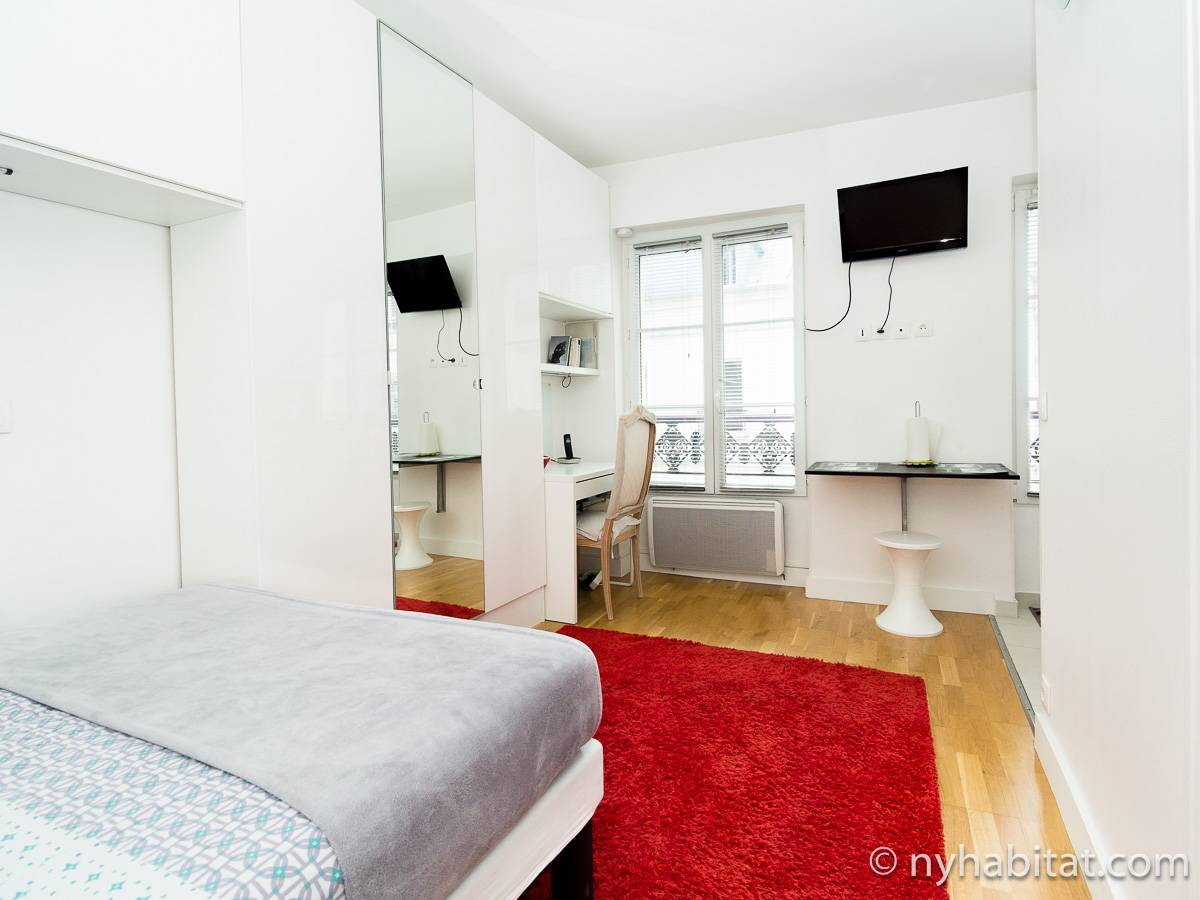 Paris - Studio apartment - Apartment reference PA-2453