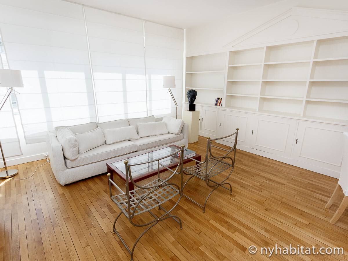 Paris - 2 Bedroom apartment - Apartment reference PA-2507