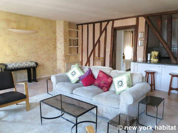 Paris - 3 Bedroom apartment - Apartment reference PA-2512