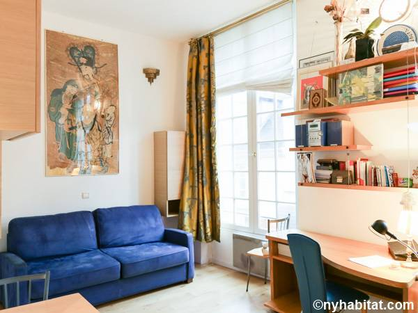 Paris - Studio apartment - Apartment reference PA-2519