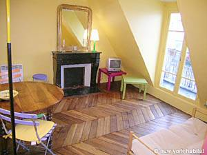 Paris - 1 Bedroom apartment - Apartment reference PA-2522