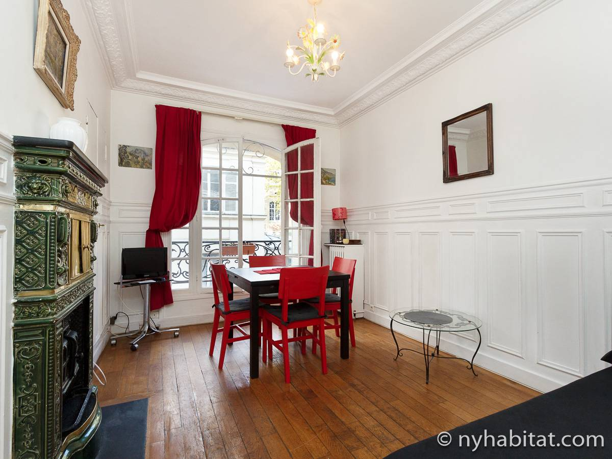 Paris - 2 Bedroom apartment - Apartment reference PA-2524