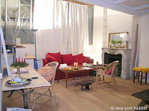 Paris - 1 Bedroom accommodation - Apartment reference PA-2551