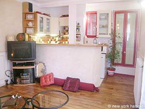 Paris - 1 Bedroom accommodation - Apartment reference PA-2569