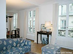 Paris - 1 Bedroom apartment - Apartment reference PA-2605