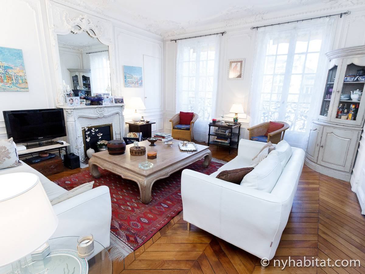 Paris - 2 Bedroom apartment - Apartment reference PA-2623