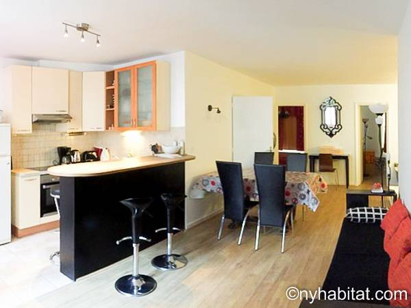 Paris - 2 Bedroom apartment - Apartment reference PA-2624