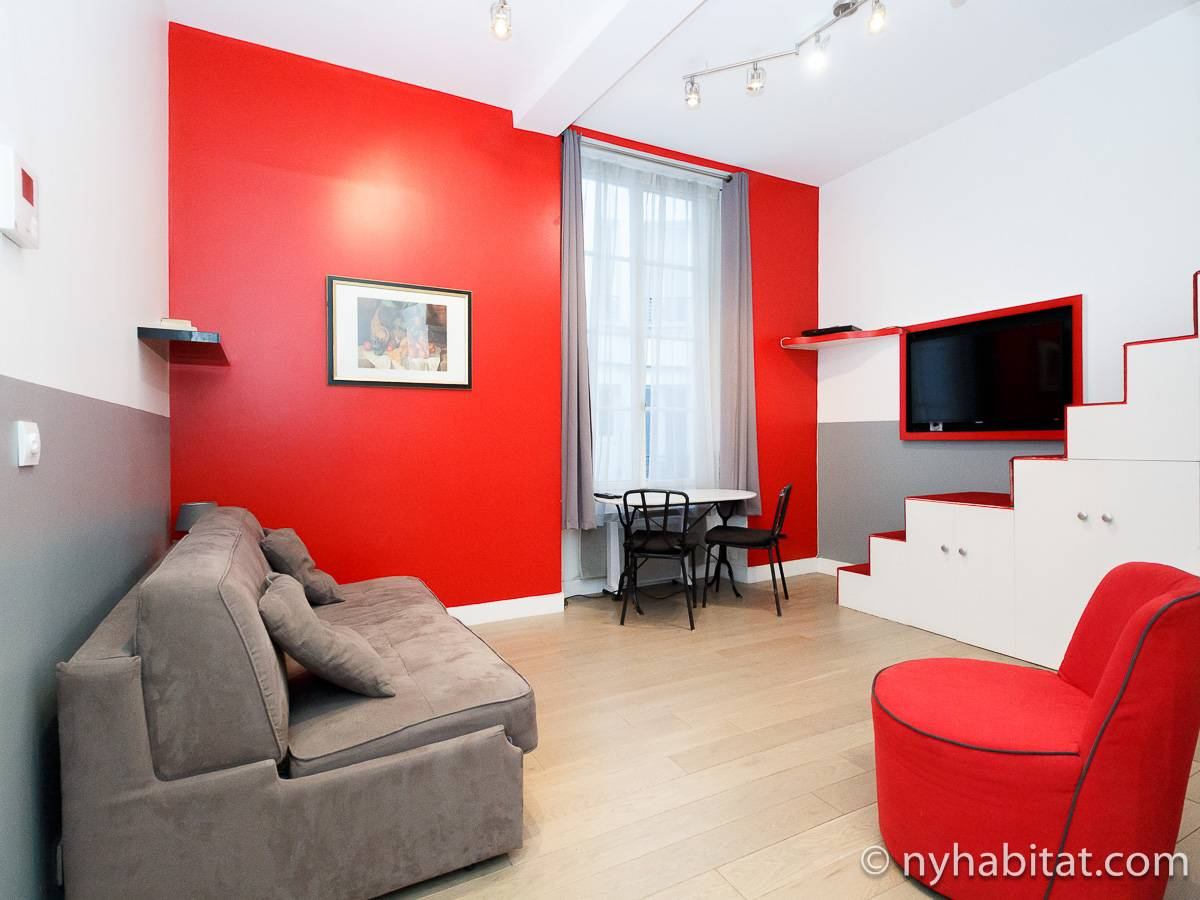 Paris - Studio apartment - Apartment reference PA-2640